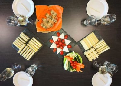 Vins et Fromages en dégustation privée