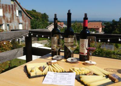 Vins et Fromages à domicile