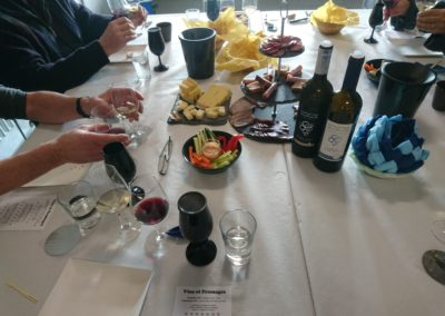 Vins, fromages et autres plaisirs gustatifs