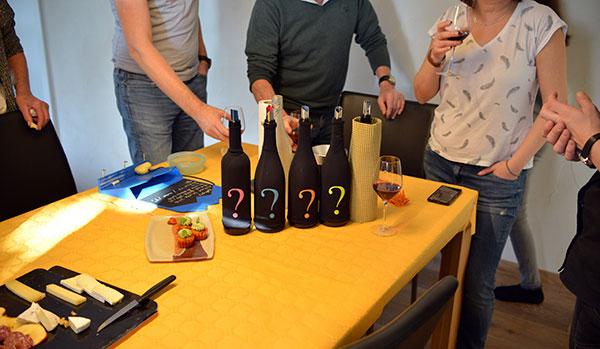 Dégustation de Pinots Noirs des Grisons